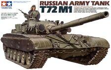 Tanque de Tamiya 1/35 Ejército ruso T-72M1 # 35160