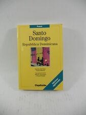 CLUPGUIDE SANTO DOMINGO EDIZ 2000 COME NUOVA