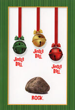 Jingle Bell Rock - Box of 12 Funny Christmas Cards by Nobleworks