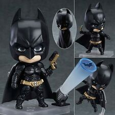 Anime Nendoroid Figure Toy Batman Action Figurine 10cm
