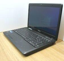 Toshiba Satellite C660 Windows 10 Laptop Intel Core i5 2nd Gen 2.3GHz 4GB 500GB