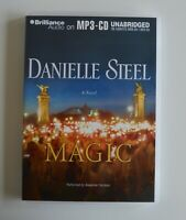 Magic: by Danielle Steel: MP3CD Audiobook