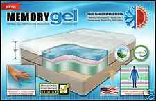 """12"""" inch Twin XL Memory Gel Mattress Bed  Thermal Cell Temperature Regulation"""