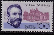 Germany 1991 Death of Paul Wallot SG 2396 MNH