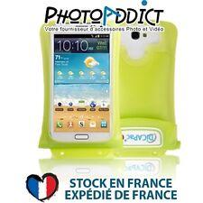 DiCAPac WP-C2 - Housse étanche pour Samsung Galaxy Note - Certifié IPX8 - VERT