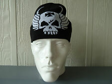 NWT Biker/Skull/Cross/Gothic mens beanies/skull cap BEANIE CAP HAT