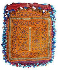antike afghan Nomaden gestickte Geldbeutel beutel bag Portemonnaie Geldbörse Nr8