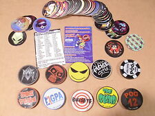 POG SERIES 1 NEW FUNRISE C/S  of 60 + 10 SLAMMERS in GREAT UNPLAYED CONDITION
