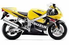 SUZUKI TOUCH UP PAINT KIT 01GSXR600 YELLOW AND BLACK.