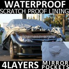 2011 SAAB 9-3 SPORTCOMBI WATERPROOF CAR COVER w/MirrorP