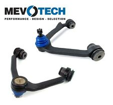 For Ford F150 F250 Navigator 4WD Pair Set of 2 Front Upper Control Arms Mevotech