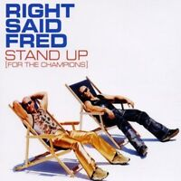Right said Fred Stand up.. (2002) [Maxi-CD]