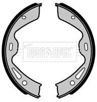 Borg & Beck Brake Shoe Set Shoes BBS6474 - BRAND NEW - GENUINE - 5 YEAR WARRANTY