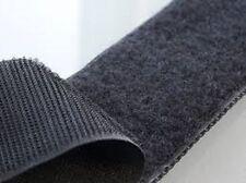 Velcro ® Brand 5 cm Sew sul nastro nero 1 Metro Hook & Loop 1 METRI
