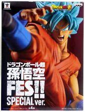Dragonball 19cm Goku Son Gokou Super Saiyan God Fes Special Version C Banpresto