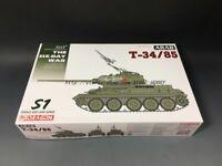 DRAGON 3571 1/35 ARAB T-34/85 - The Six Day War