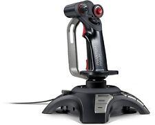 Speedlink PHANTOM HAWK Flightstick, Joystick, Vibration, 3D Steuerung, black