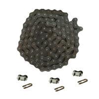 415 Chain & 415 Chain Master Link fit 49cc 66cc 80cc Engine Motorized Bike