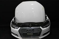 Audi A4 8W B9 2.0TFSI Komplett Front Voll LED Motorhaube Kotflügel Stoßstange