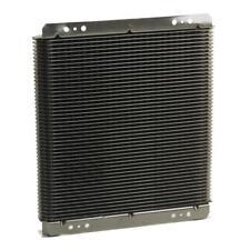 "B&M Transmission Oil Cooler 70274; Supercooler 11.000"" Aluminum Stacked Plate"