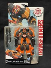 Transformers Robots In Disguise DRIFT Complete Warrior Rid 2015 Figure