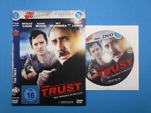 •• DVD • The Trust • Elijah Wood • Nicolas Cage • Jerry Lewis • Sky Ferreira ••