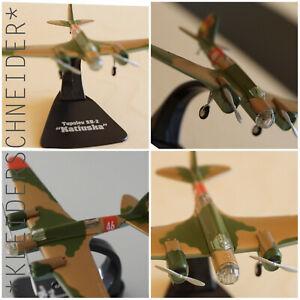 "1/144 Atlas Editions""Giants of the Sky"" Tupolev SB-2 Katiuska /  The last one"