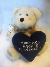 "Boyds Bears Plush 8"" Jointed CARIN ANGELMOM  w/Tag Mom's are angels in disguise"