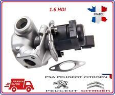 Vanne EGR Peugeot 207 307 308 407 1.6l Hdi 90 cv 110 cv