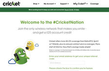 Cricket Wireless Referral code! Fast Email Shipping! Instructions included!!