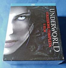UNDERWORLD collezione completa cofanetto blu ray 5 film