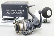 Shimano TWIN POWER XD C5000-XG Saltwater Spinning Reel PE2-300meters NIB