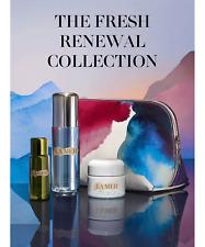 La Mer Fresh Renewal Collection 3-pc Moisturizing Soft Cream Micellar Water NEW