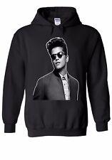 Bruno Mars Singer R&B Funk Pop Soul Men Women Unisex Top Hoodie Sweatshirt 1959E