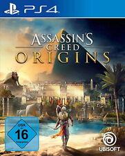 Assassin's Creed Origins (Sony PlayStation 4, 2017), neu und ovp