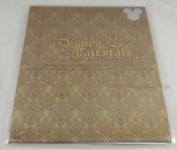 Disney Store D23 Fairytale Designer Limited Edition Lithograph Set Litho LE 2000