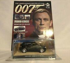 Fabbri Eaglemoss Issue 91 James Bond Ford Edge Quantum Of Solace