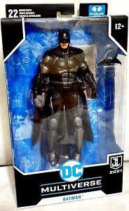 McFarlane DC Multiverse Zack Snyder's Justice League Batman 7-Inch Figure