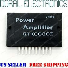 STK0080II New with HEATSINK COMPOUND Integrated Circuit IC Power Amplifier