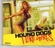 (EW586) Hound Dogs, I Like Girls - 2005 CD
