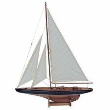 G4161: Nostalgie Segelyacht, J Klasse Yacht, Modell einer Yacht der 30iger Jahre