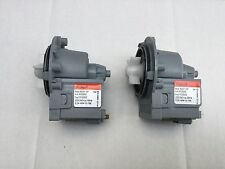2 x Genuine Samsung Washer Dryer Combo Water Drain Pump WD8122CVB WD8122CVB/XSA