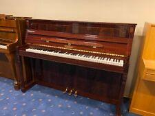 Schimmel Klavier, Mahagoni poliert, vom Klavierbaumeister, 3 J. Garantie