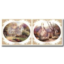 Instant Stencils Victorian Cottages Large by Thomas Kinkade 83001204