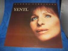 Barbra Streisand - Yentl Soundtrack / Vinyl LP / Gatefold-EXCELLENT[INV-29]