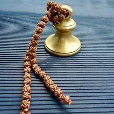 Tibet Marteau Pour Cloches & Prières Bronze Doré Laiton i6 x 5,5 Cm  350 Grs Col