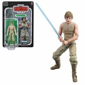 "Star Wars Black Series ESB 40th Anniversary 6"" Luke Skywalker Dagobah In Stock"