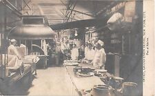 c.1905 RPPC Part of Kitchen Office Grand Union Hotel Manhattan NY