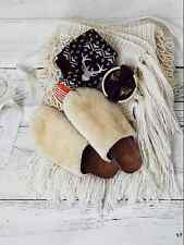 NEW Free People Desoto Shearling Shoes Cork Footbed Sz 39 Sold Out in Stores!