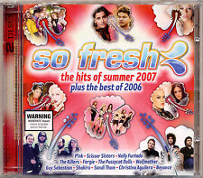 SO FRESH The Hits Of Summer 2007 + The Best Of 2006   CD